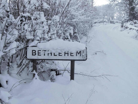 Bethlehem December 2015