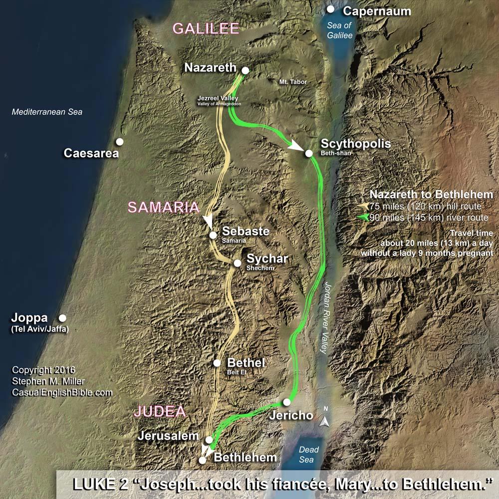 Nazareth Betlehem