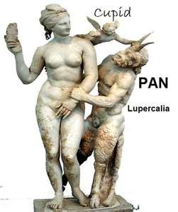 Cupid, Pan