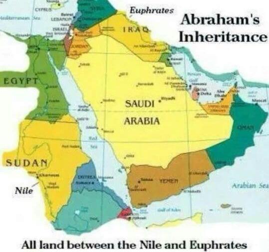 Abrahams land