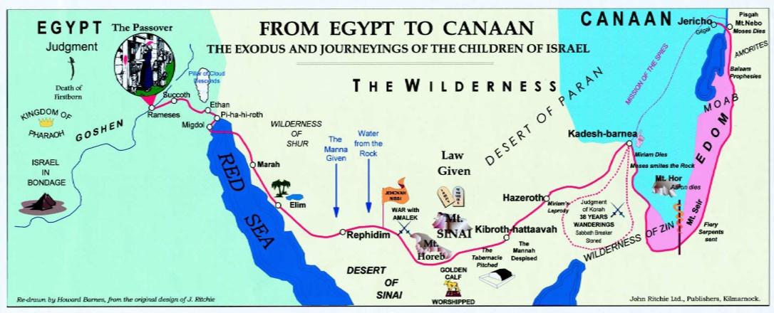 egypttocanaan