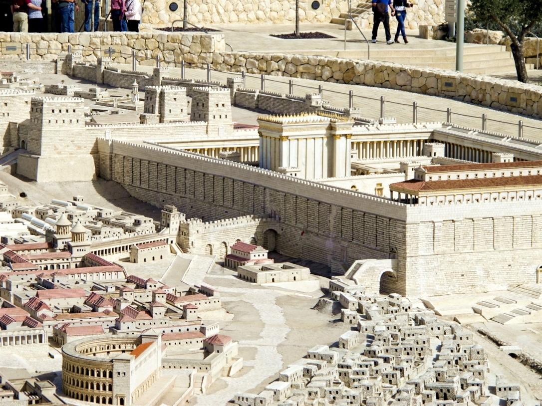Temple-Mount-Western-Wall
