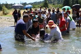 water batism