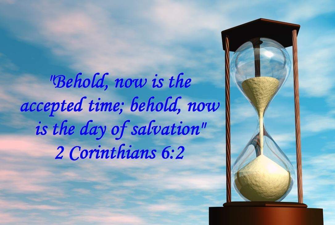 2 Corinthians 6-2