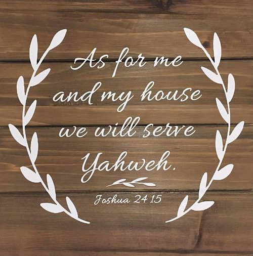 24:15 Joshua