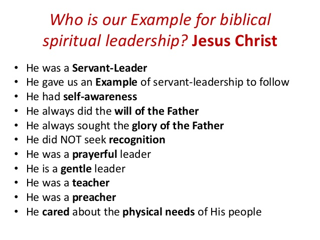 Jesus-Standard-of-Leadership