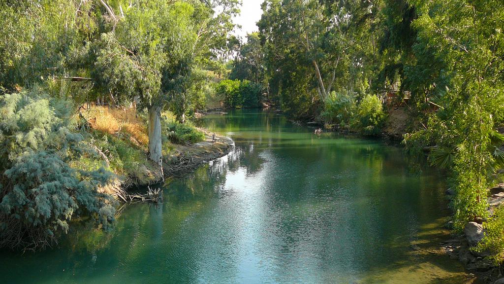 The River Jordan