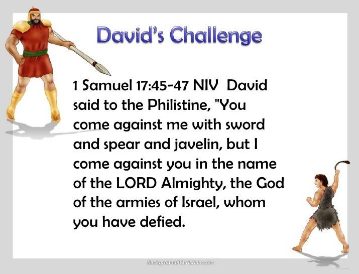Goliath's Challenge