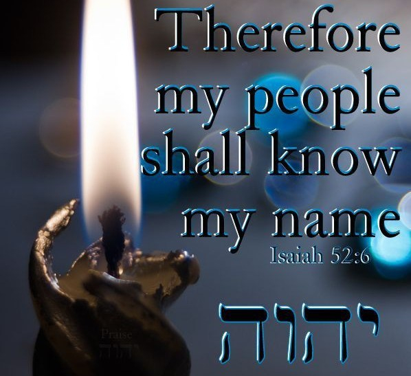 Isaiah 52:6