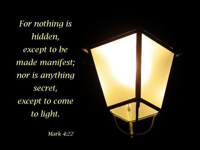 Mark 4:22