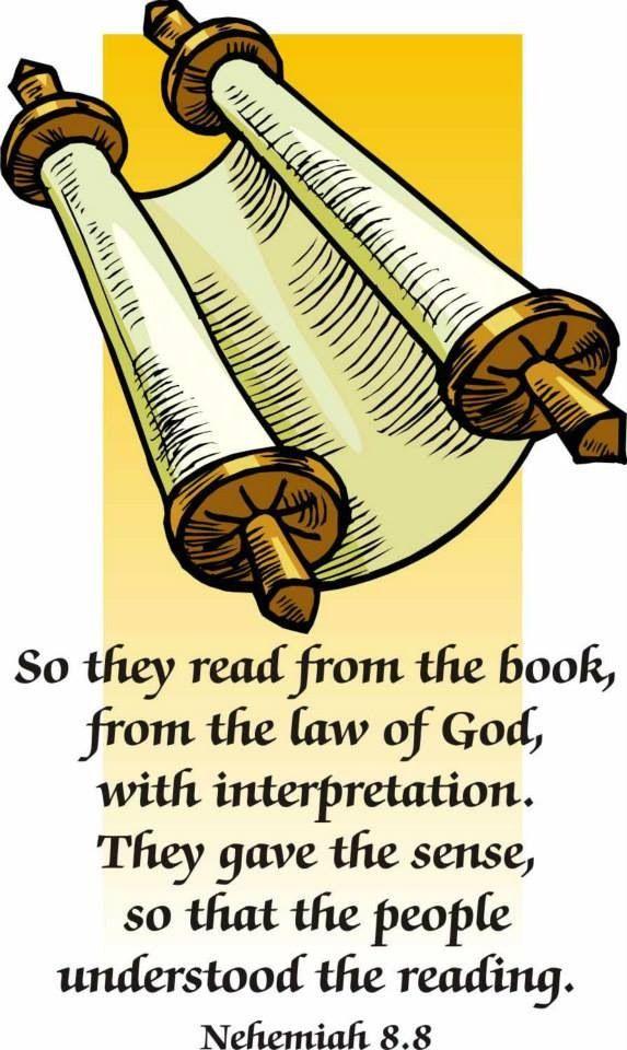 Nehemiah 8:8