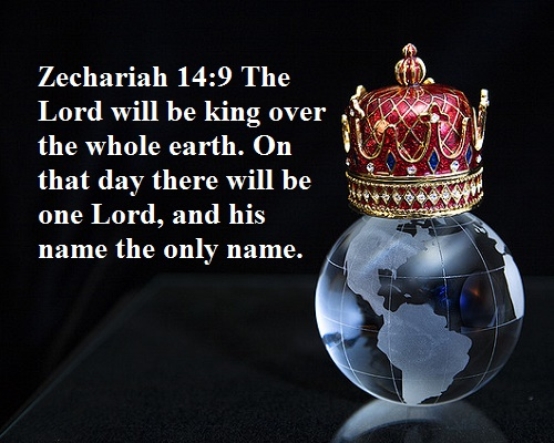 Zechariah 14: 9