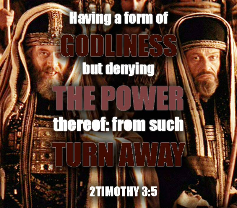 A form of godliness