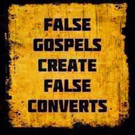 False Gospel